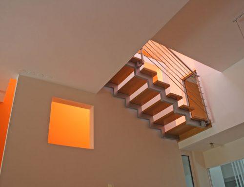 Slikopleskarska dela – samostojna hiša v Kosezah