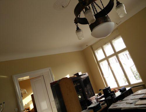 Osvežitev staromeščanskega stanovanja