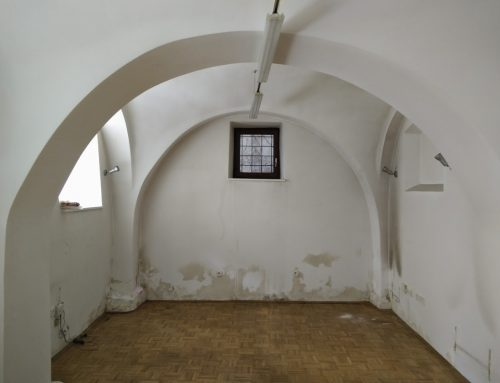 Prenova dveh stanovanj v starem delu Ljubljane