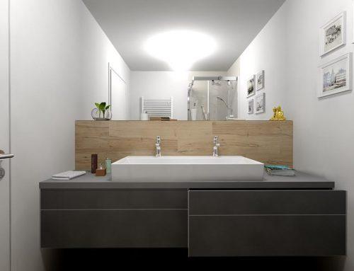 Osvežitev stanovanja v Šiski in izdelava kopalnice ter ločenega WCja
